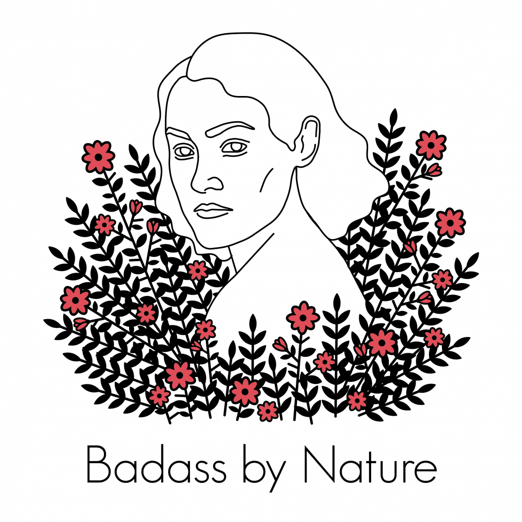 Frauen Podcasts Badass by Nature