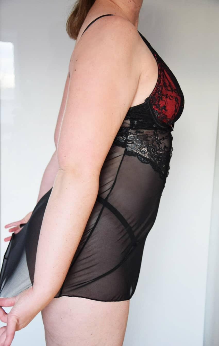 Sexy Dessous zum Valentinstag